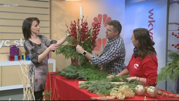 Easy tips on how to make your own holiday planters