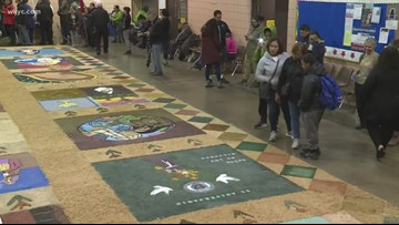 A Latin American Good Friday tradition taking root in Cleveland