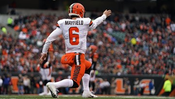 Baker Mayfield has hit the high notes and (mostly) the  right tone in Browns Town -- Bud Shaw's Sports Spin