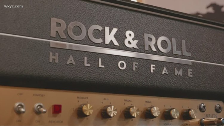 Rock and Roll Hall of Fame kicks off Induction week with 'Celebration Day' on Oct. 24