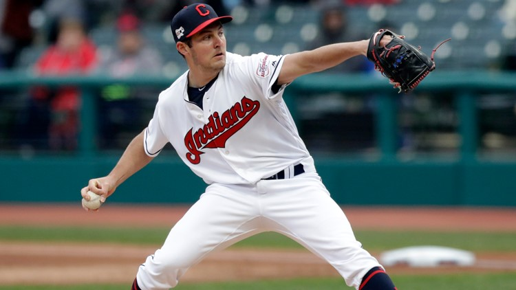 Cleveland Indians P Trevor Bauer: 'I don't really care about a no
