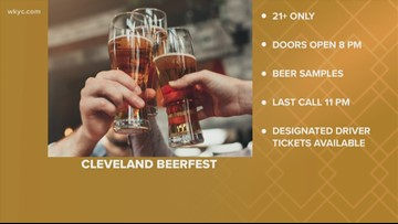 7th Annual Cleveland Winter Beerfest Draws Thousands to Downtown