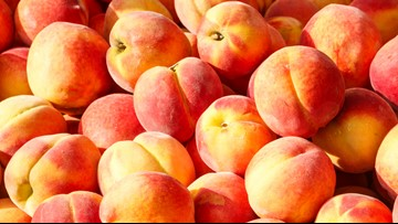 Listeria concerns prompt recall for peaches sold in Ohio Walmarts
