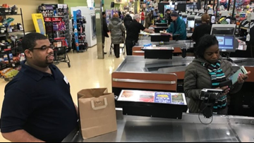 Customers struggling to adjust to new plastic bag ban in Cuyahoga County