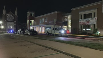 911 audio: Man calls 911 prior to being shot outside Wadsworth City Hall