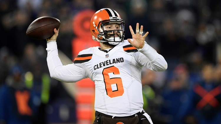 b5ed2b97129 Baker Mayfield  Fans should expect Browns  to be competing in playoffs  every year