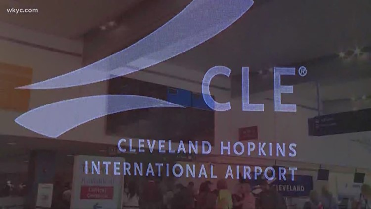 Cleveland Hopkins Airport experiencing 'isolated technical issues'