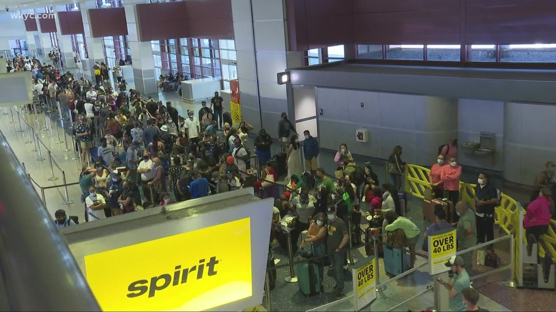 Did your Spirit flight get canceled? Request an 'involuntary refund' now