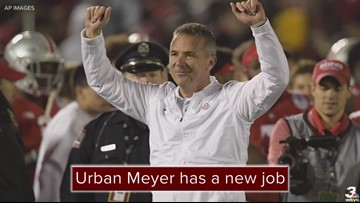 Former Ohio State coach Meyer joining Fox's studio team