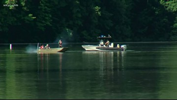 Body of 7-year-old North Canton boy recovered from lake