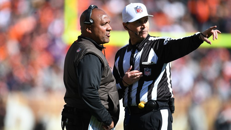 Former Cleveland Browns coach Hue Jackson fired by Cincinnati Bengals 3