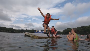 Akron's Rotary Camp for Kids with Special Needs to add adventure park
