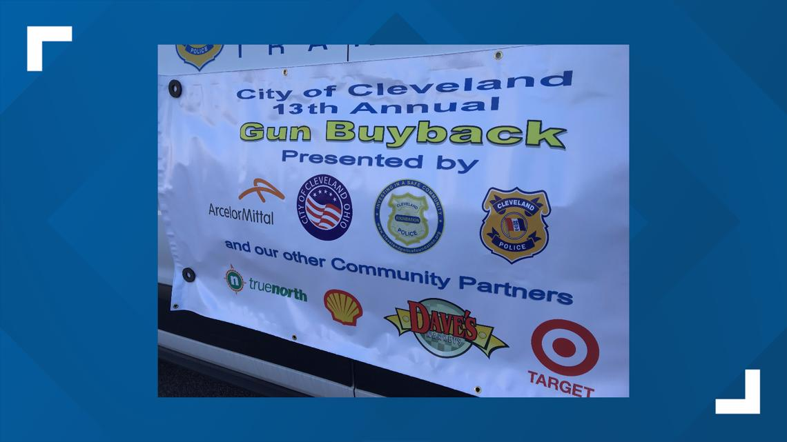 Photos: 13th Annual Cleveland gun buyback event