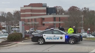 'All clear' given at Cleveland Clinic Medina Hospital after apparent false report
