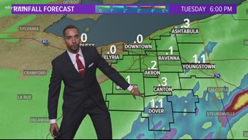 6 p.m. weather forecast June 24, 2019