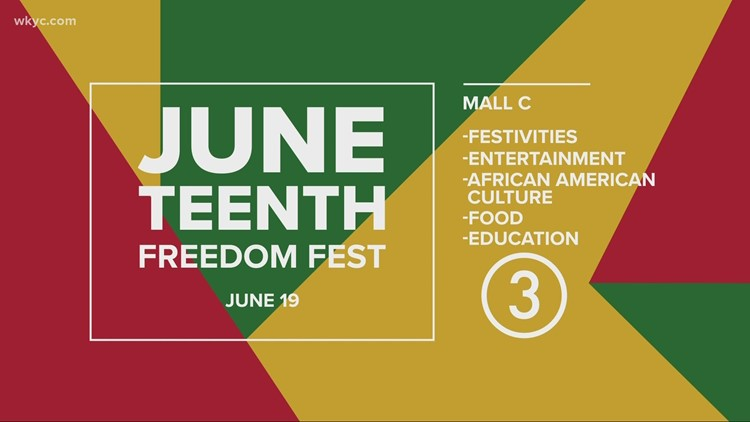 Leon Bibb reflects: Cleveland ready to celebrate Juneteenth with Freedom Fest