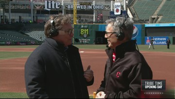 Indians owner Paul Dolan speaks with Jim Donovan about new season, Francisco Lindor's future