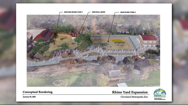 Cleveland Metroparks Zoo announces Daniel Maltz Rhino Reserve