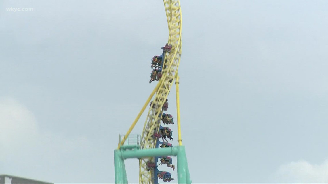 Last day to ride: Cedar Point closing Wicked Twister forever