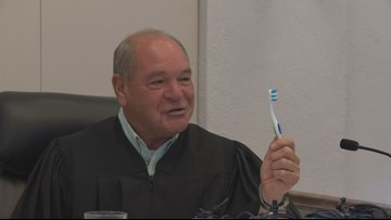 Painesville Judge Michael Cicconetti holds final day in court after decades of creative sentences