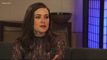 Megan Boone, star of NBC's 'The Blacklist', sits down with Betsy Kling