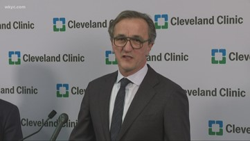 Cleveland Clinic projects mid-May to mid-June coronavirus peak in Ohio