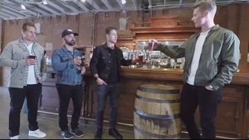 FULL INTERVIEW | O.A.R. discusses 'Mighty Lager' beer partnership with Great Lakes Brewing Co.