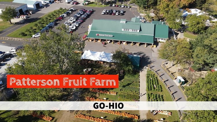 GO-HIO – Exploring tasty treats and apples at Patterson Fruit Farm in Geauga County