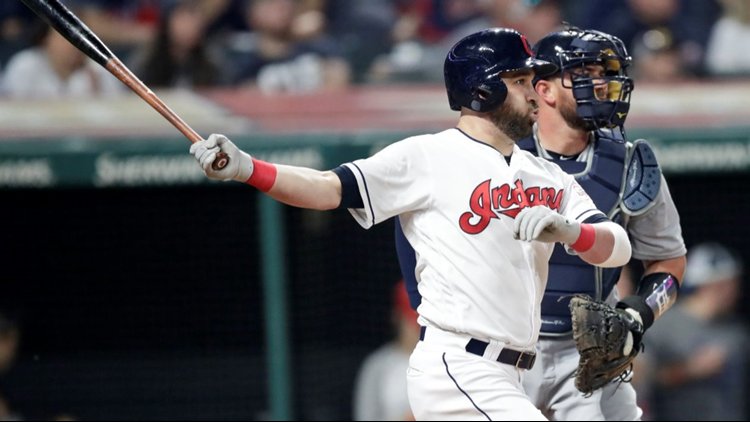 Jason Kipnis, Tyler Naquin lead Cleveland Indians to win over Detroit Tigers