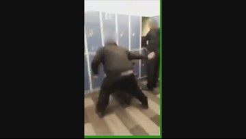 Graphic: Video shows Olmsted Falls student with special needs being bullied
