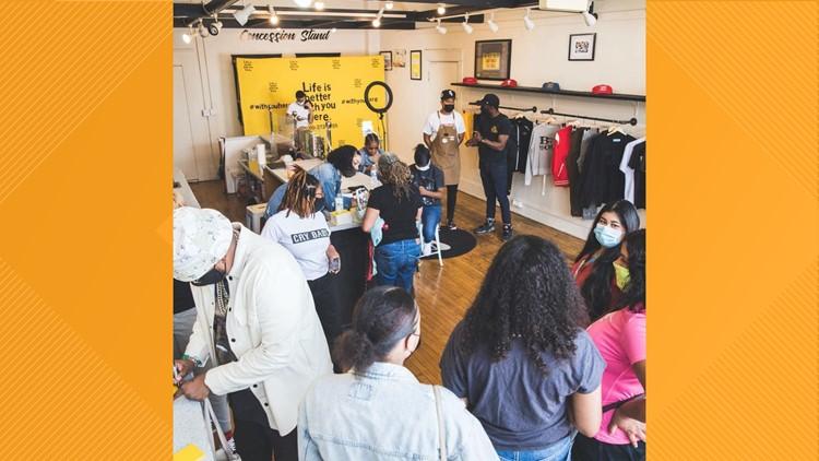 Black Light: Cleveland entrepreneur puts modern twist on shoe cleaning and restoration