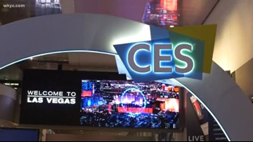 CWRU represents the CLE at CES2019