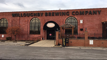 Willoughby Brewing Company indefinitely closed over failure to pay state sales taxes