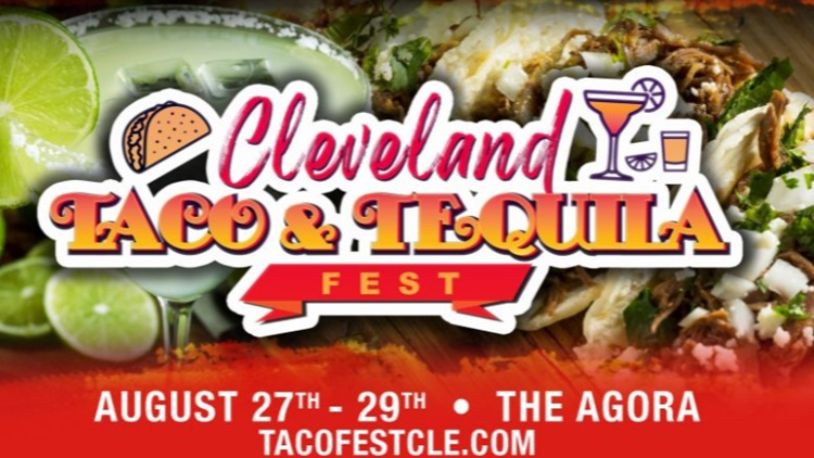 Cleveland Taco Fest set for this August at the Agora