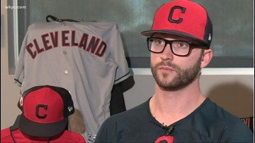 Beyond the Dugout: Indians OF Tyler Naquin doesn't want to mess with spiders, but he'd love to fly