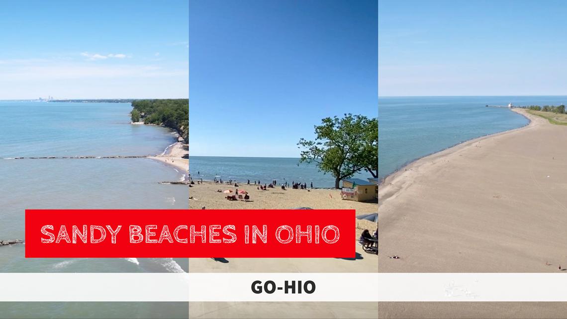 Best sandy beaches to visit in Ohio