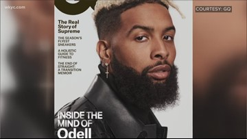 Can Odell Beckham's substance match his style in a new chapter with the Cleveland Browns? -- Bud Shaw's You Said It