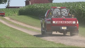 3 children killed in Ashland county house fire