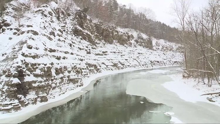 Ice Safety: How to save yourself and others