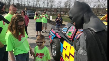 Team Mason: Superhero sendoff for Coventry Township 5-year-old undergoing third heart surgery