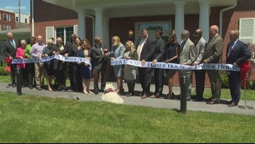 Fisher House for Veterans' families opens in Cleveland