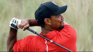 Tiger Woods no longer feeling pain in the neck at Players