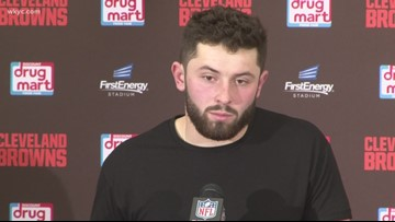 Social media reacts to Cleveland Browns QB Baker Mayfield calling out fans for low home attendance