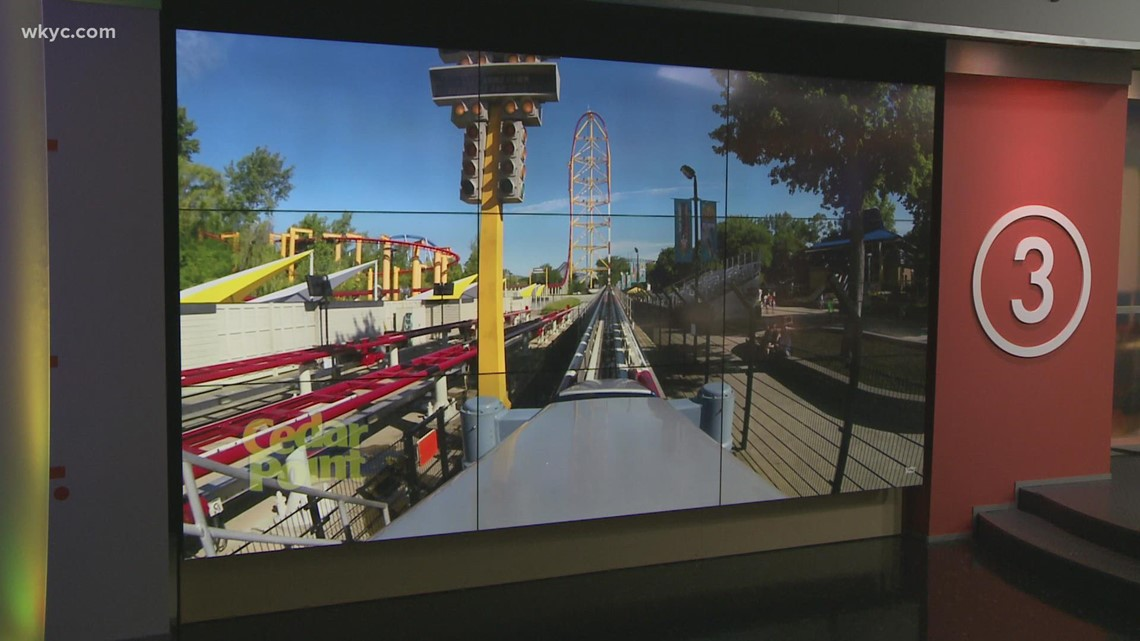 Cedar Point guest taken to hospital after small metal object falls from Top Thrill Dragster