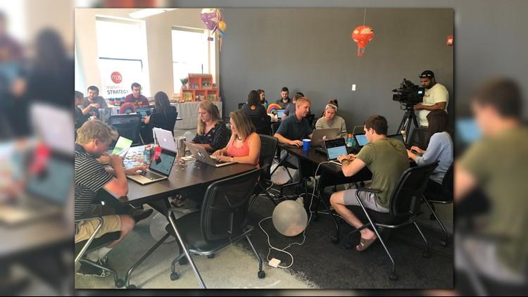 Cleveland company creates 'command center' for Amazon deals