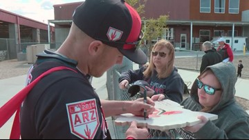Cleveland Indians fans in Arizona to witness 2019 Spring Training