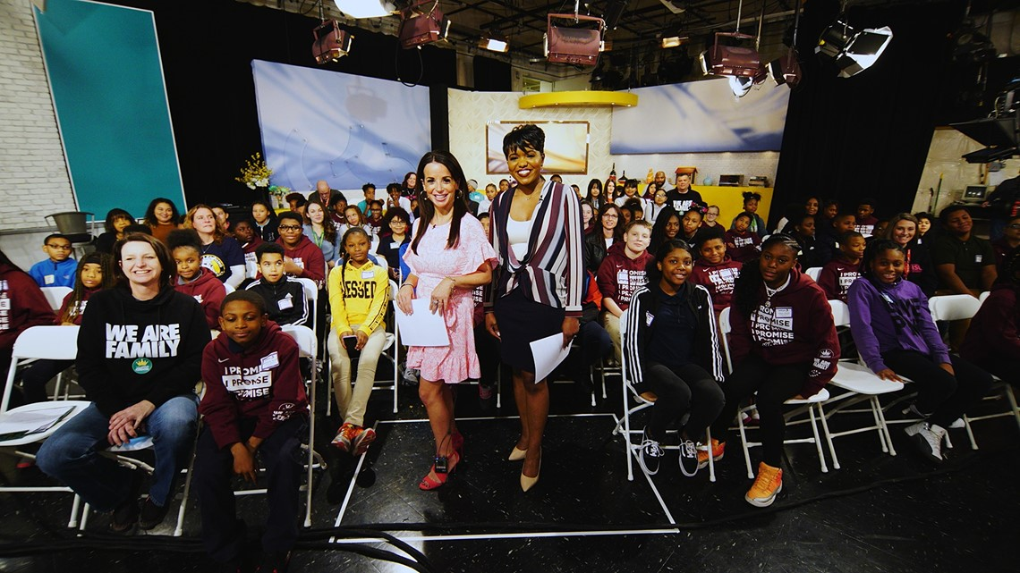 WATCH | Smucker's announces $1 million donation to LeBron James Family Foundation during 3News' 'It's About You'