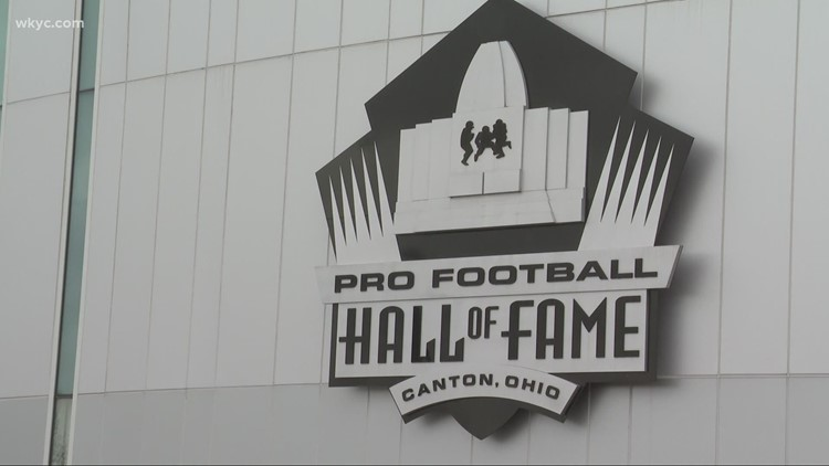 Pro Football Hall of Fame plans for big enshrinement weekend
