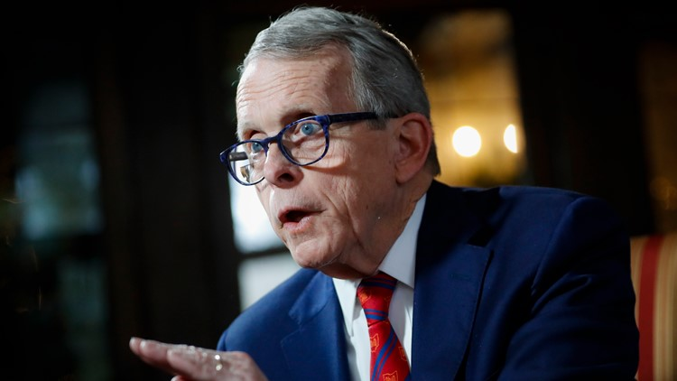 How close is Ohio to reaching 50 COVID-19 cases per 100,000? Putting Gov. Mike DeWine's goal of lifting health orders in context