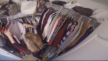 Closet clean-out: How to get the most for what you don't wear
